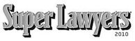 Super Lawyers 2010